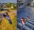 Skater for iOS lets you pull off the full range of street skateboarding tricks
