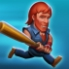 Chuck Norris is on a roll in his first mobile game Nonstop Chuck Norris, out now on iOS and Android