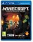 Minecraft is out on the Vita in the US right now, and should be hitting the UK today