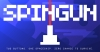Spingun is a frenetic dual-button shooter from the developer of David.