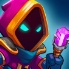 Match colours and fling fireballs in casual competitive title Super Spell Heroes