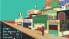 Race, shoot, and smuggle in the stylish pixel art sci-fi game Desert Child