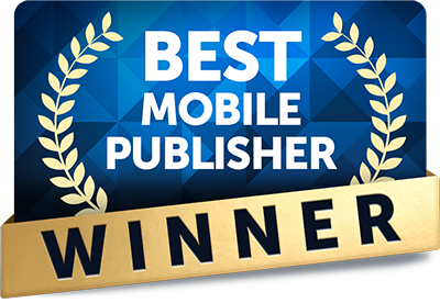 Best Mobile Publisher