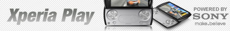 Xperia Play  header logo