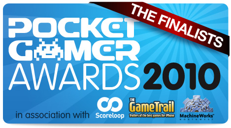 Pocket Gamer Awards 2010