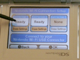 how to connect your nintendo ds lite to wifi