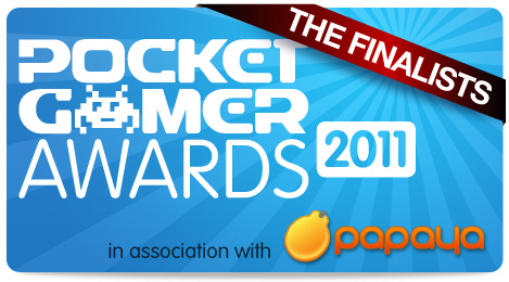 Pocket Gamer Awards 2011
