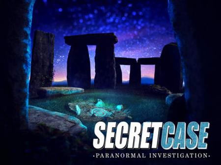 Secret Case - Paranormal Investigation - A Hidden Object Adventure