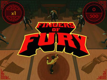 Fingers of Fury