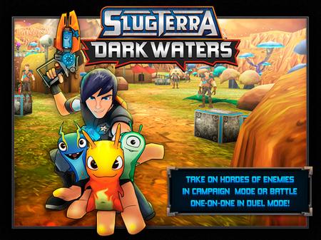 Slugterra: Dark Waters