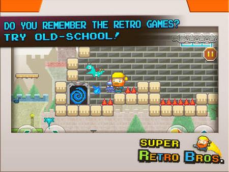 Super Retro Bros.