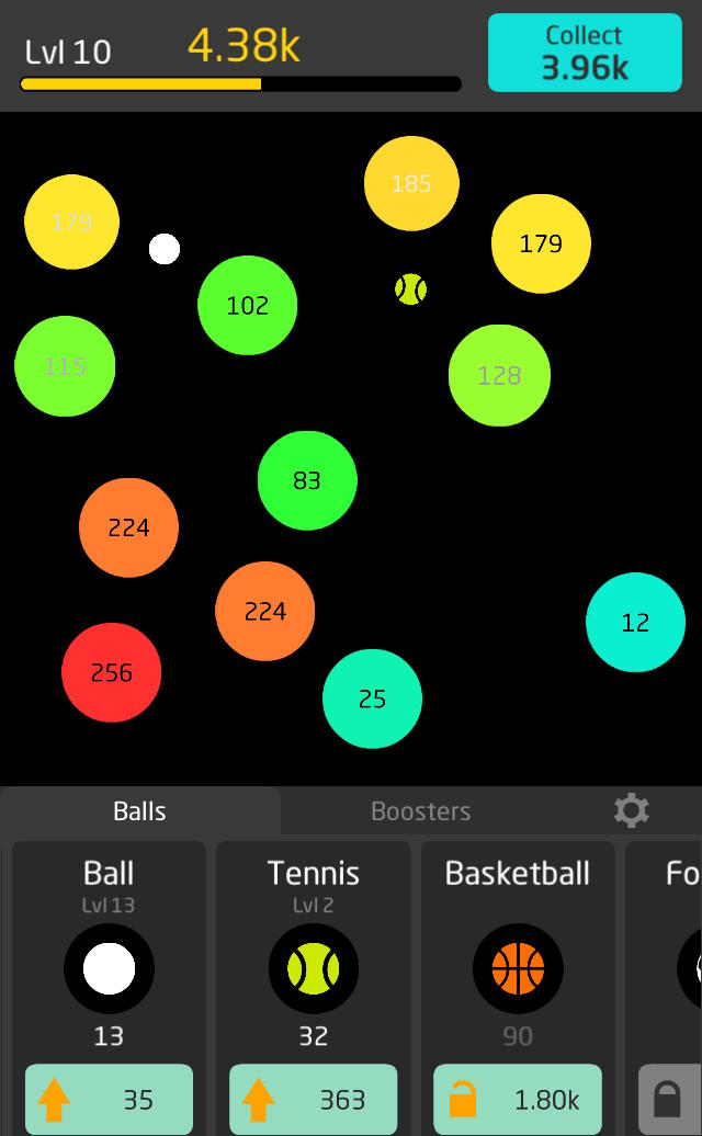Idle Balls tips and tricks - how to play to maximize your idle