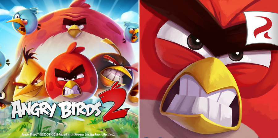 Is Angry Birds 2 secretly already on the App Store