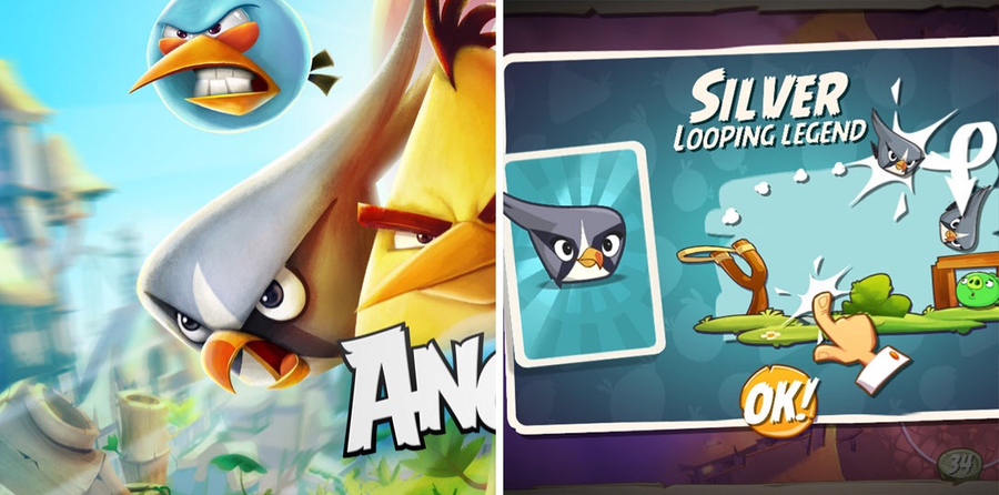 Characters Images Silver Pigstruction: Is Angry Birds 2 Secretly Already On The App Store