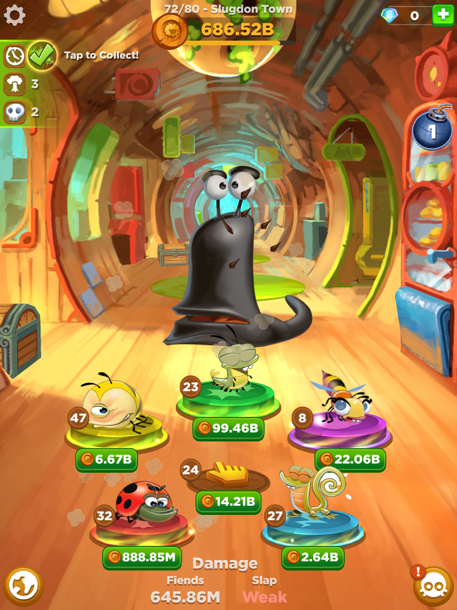Cheats And Tips For Making Loads Of Money In Best Fiends Forever Articles Pocket Gamer