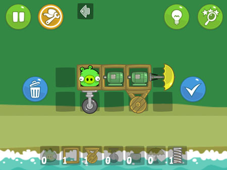 Bag Piggies three star level guide