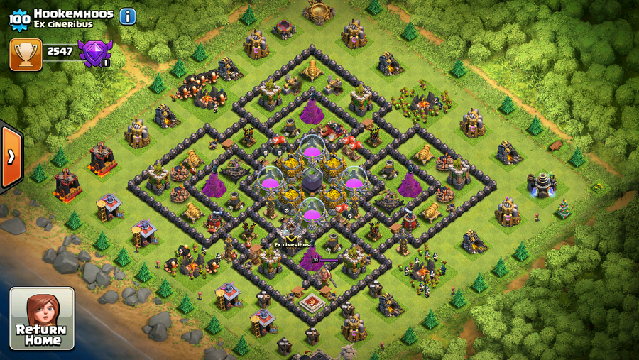 Clash Of Clans Base Building Strategies How To Lay Out Your Village Iphone Pocket Gamer