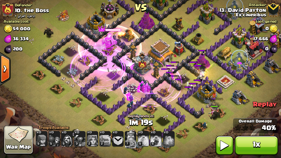 clash of clans troops strategy