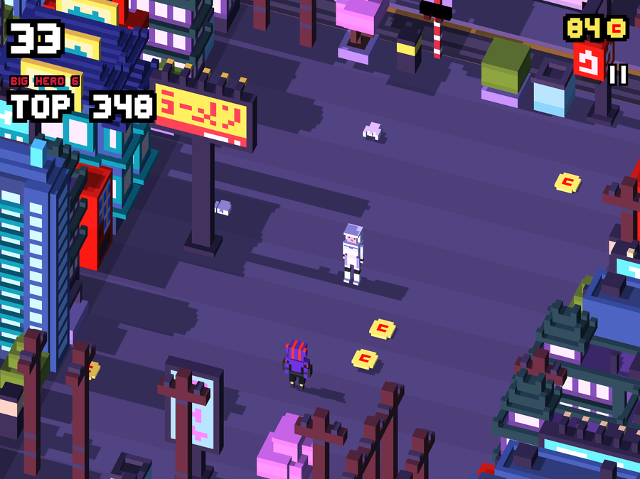 how to get all the mystery characters in crossy road