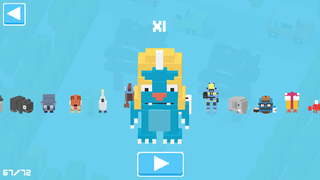 Crossy Road: How to get the secret mystery characters | WP ...