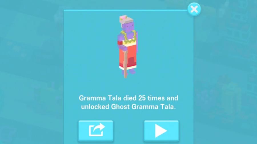 Ghost Gramma