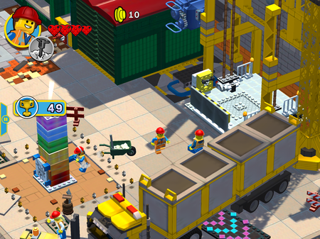 Everything is awesome: The Lego Movie is now an iOS game   The Lego ...