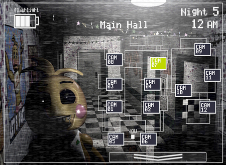 How to survive Five Night's at Freddy's 2 - life saving tips