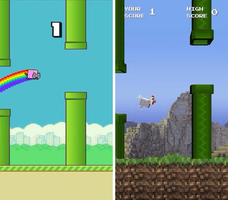 Flappy Bird 8