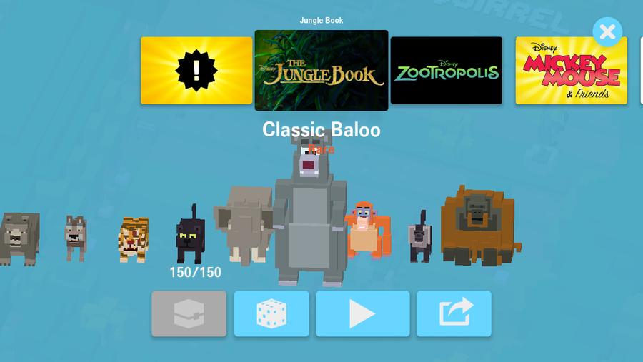 Classic Baloo