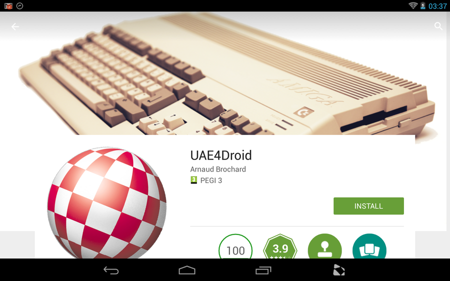 How to play Amiga games on your Android, with the UAE4Droid