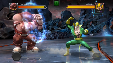marvel contest of champions game