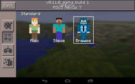 This Is Absolutely Everything Thats New In Minecraft Pocket Edition - Skins para minecraft 1 8 browse