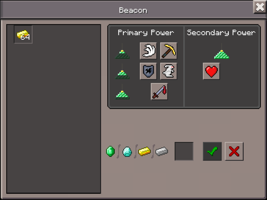 How To Make And Use A Beacon In Minecraft Pocket Edition Mcpe 0 16 Articles Pocket Gamer