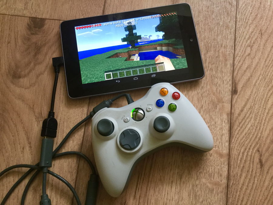 How To Play Minecraft Pocket Edition With An Xbox Controller - Minecraft pc mit pad spielen