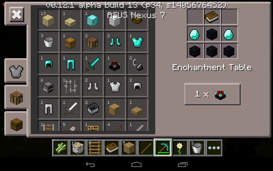 How to build an enchantment table and enchant items in minecraft enchanting publicscrutiny Images