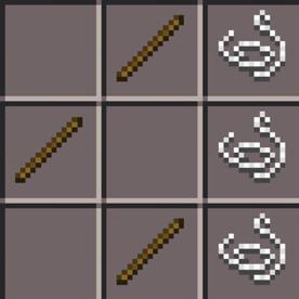 minecraft lasso recipe