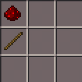 Redstone Torch   Constant Redstone Power Source