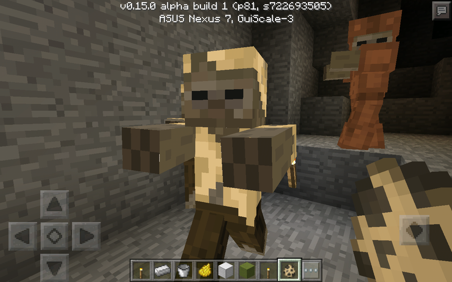 We've played Minecraft Pocket Edition's 0 15 update - heres