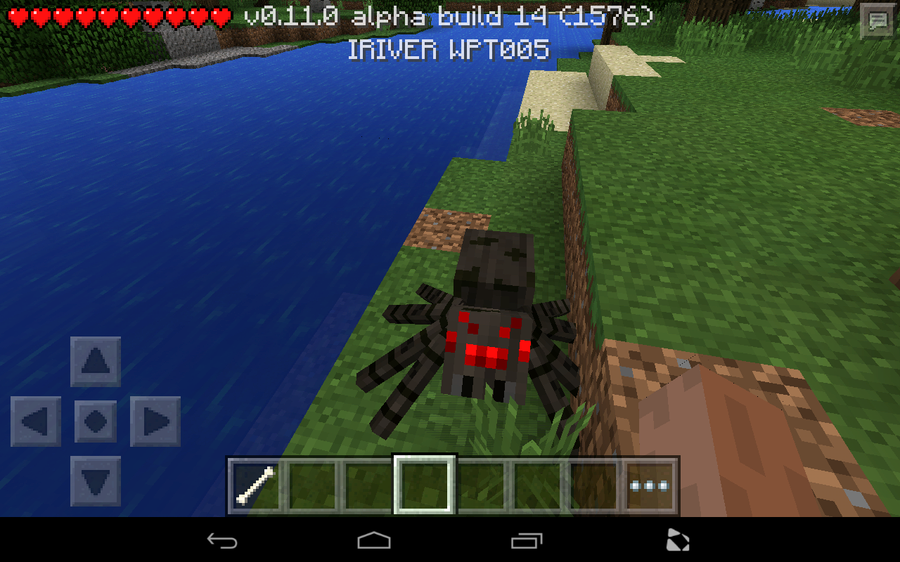 Minecraft pocket edition how to go fishing for How to fish in minecraft pe