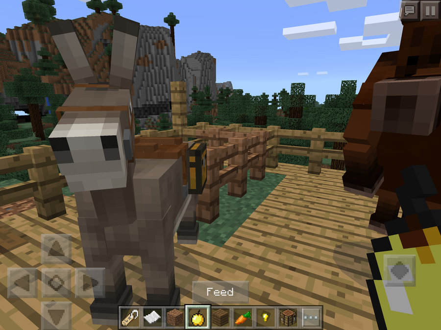 More than you'll ever need to know about horses in Minecraft: Pocket