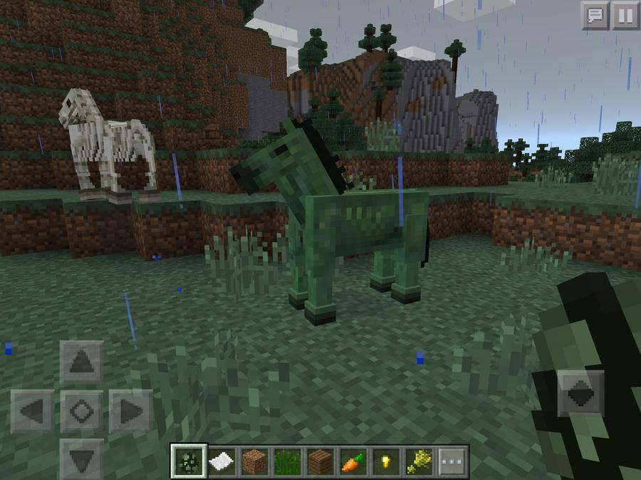 Minecraft Pe Horse Update Release Date - The Best Horse Of 2018