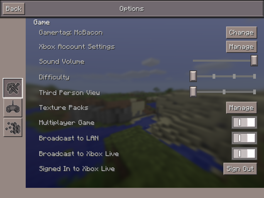 Xbox Live And Realms How To Play Multiplayer Minecraft Pocket - Minecraft lan spielen mit einem account