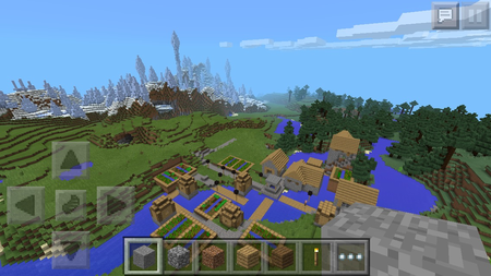 Minecraft: Pocket Edition - 10 best seeds for MCPE version