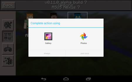 Minecraft Pocket Edition How To Change Your Skin Android - Skin para minecraft 1 8 browse