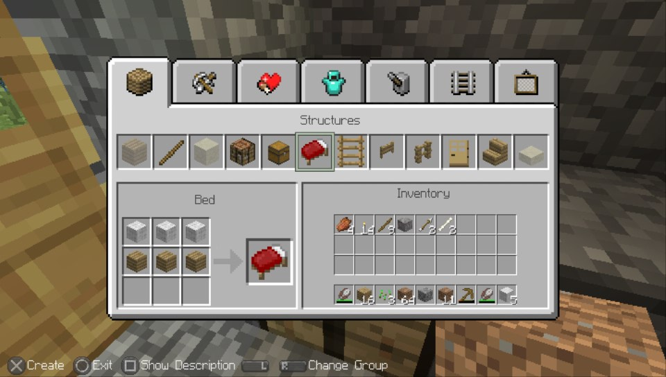 How to survive your first few nights in minecraft - How do you use a crafting table in minecraft ...