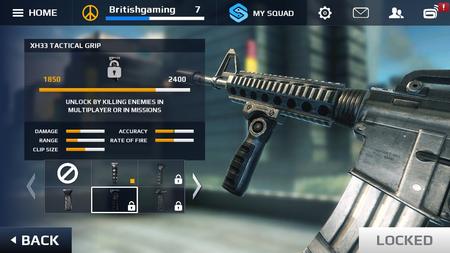 Weapon XP