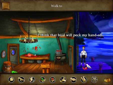 Look behind you - Monkey Island 1 and 2 have disappeared