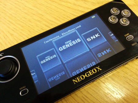 How hackers have turned the disappointing NeoGeo X into a retro