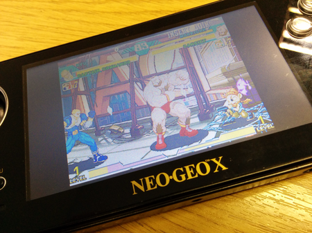 How hackers have turned the disappointing NeoGeo X into a