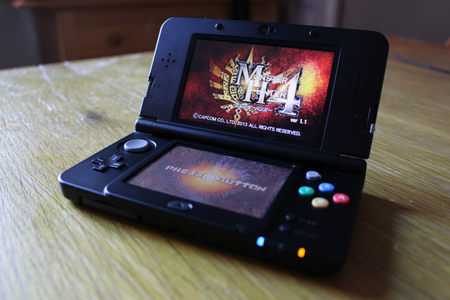 New Nintendo 3DS (Import Review)   Articles   Pocket Gamer